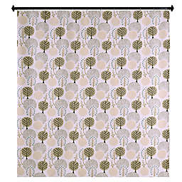 Mstyle Pyper Shower Curtain In Stone