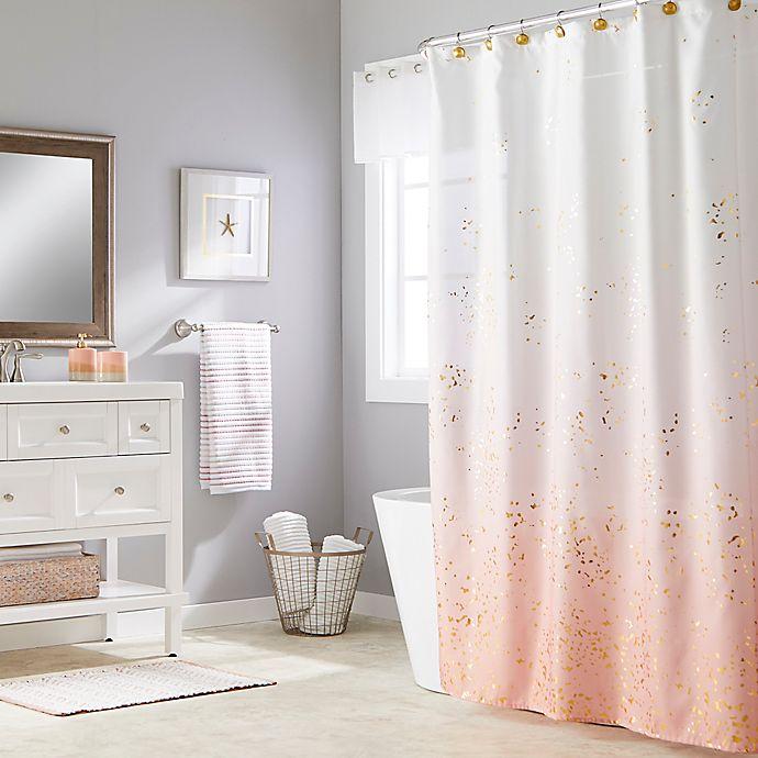 Saay Knight Platter Shower Curtain