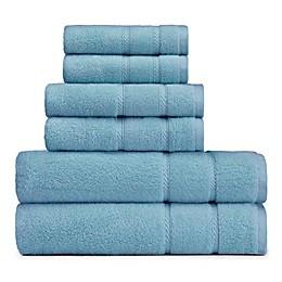 Nautica® 6-Piece Belle Haven Bath Towel Set