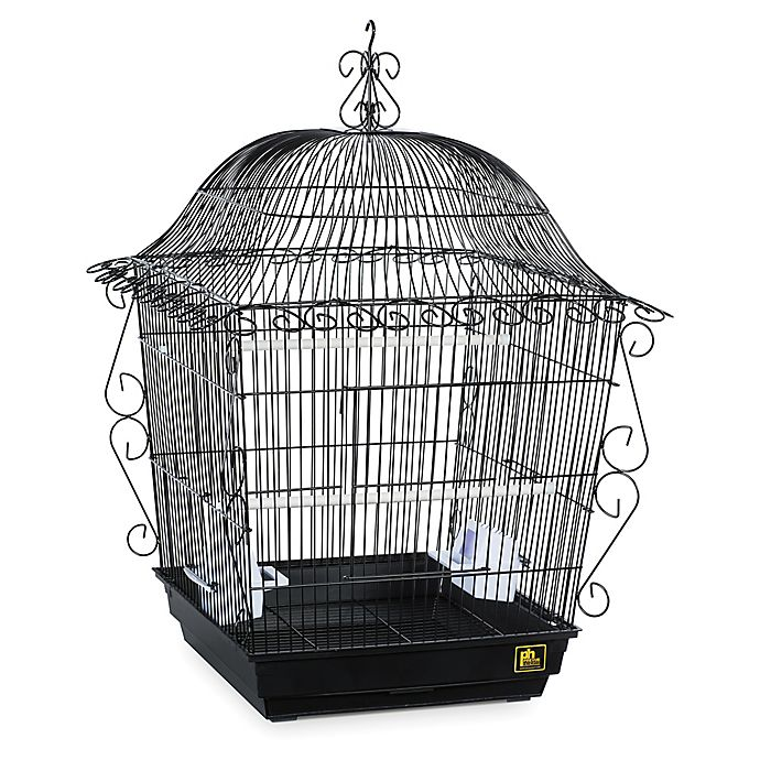 Alternate image 1 for Prevue Pet Products Scrollwork Bird Cage