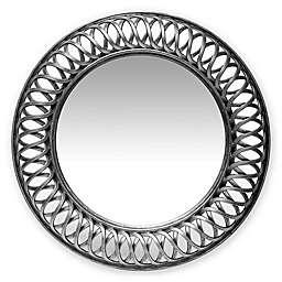 Infinity Instruments 22.75-Inch Round The Lattice Mirror