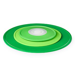 OXO Good Grips® 3-Piece Reusable Round Silicone Lid Set in Green
