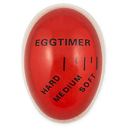 Perfect-Egg Egg Timer in Red