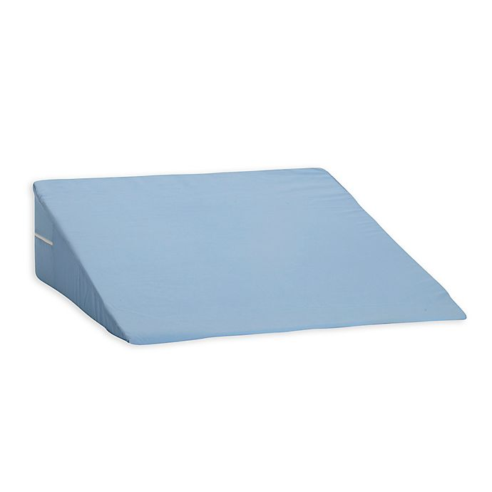 Alternate image 1 for HealthSmart DMI 7-Inch Foam Bed Wedge Back Support Pillow