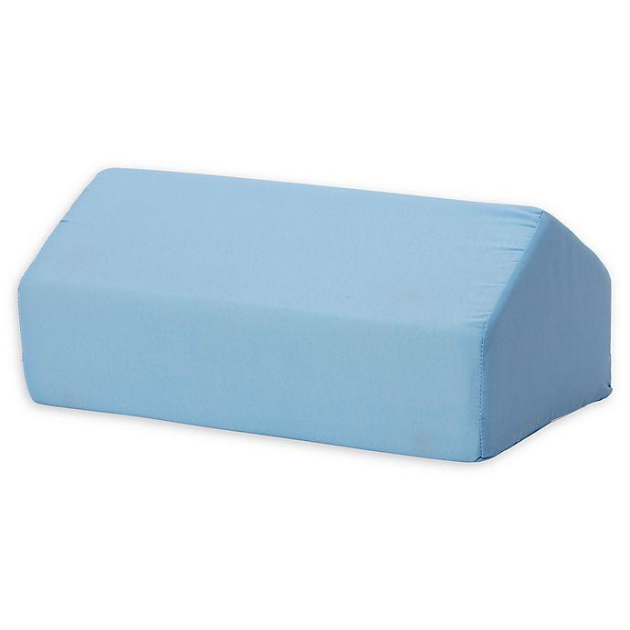 Alternate image 1 for HealthSmart DMI 17-Inch Elevating Leg Rest Cushion Pillow in Blue