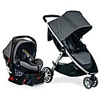 BRITAX® B-Lively & B-Safe Ultra Travel System in Gris