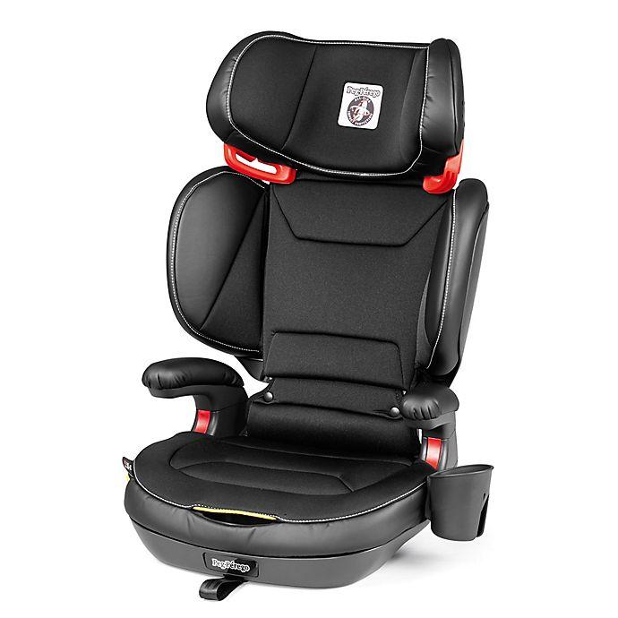 Alternate image 1 for Peg Perego® Viaggio Shuttle Plus Booster Seat in Licorice