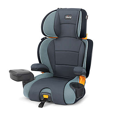 Chicco® KidFit® Zip 2-In-1 Belt Positioning Booster Car Seat in Midnight