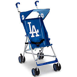 MLB Los Angeles Dodgers Lightweight Umbrella Stroller