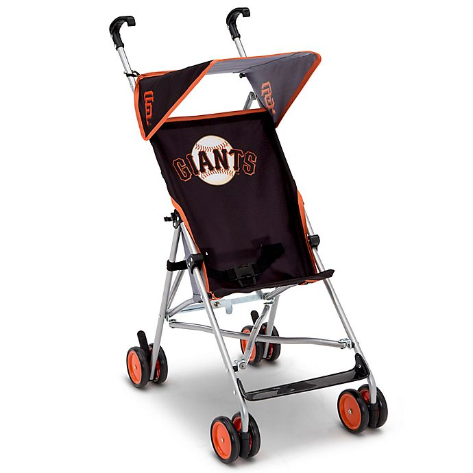 Alternate image 1 for MLB San Francisco Giants Lightweight Umbrella Stroller by Delta Children