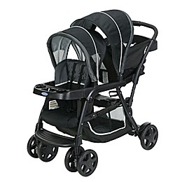 Graco® Ready2Grow Click Connect Stroller in Black