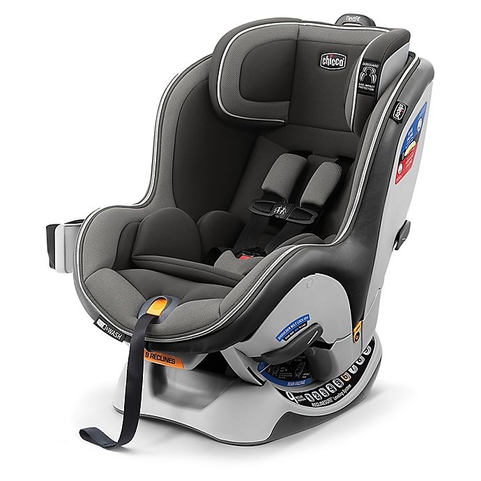 Alternate image 1 for Chicco® NextFit® Zip Convertible Car Seat in Nebulous