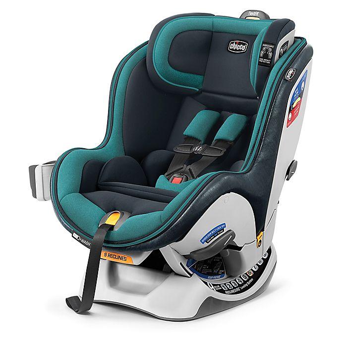 Alternate image 1 for Chicco® NextFit Zip® Convertible Car Seat in Juniper