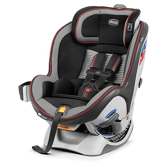 Alternate image 1 for Chicco® NextFit® Zip Air Convertible Car Seat