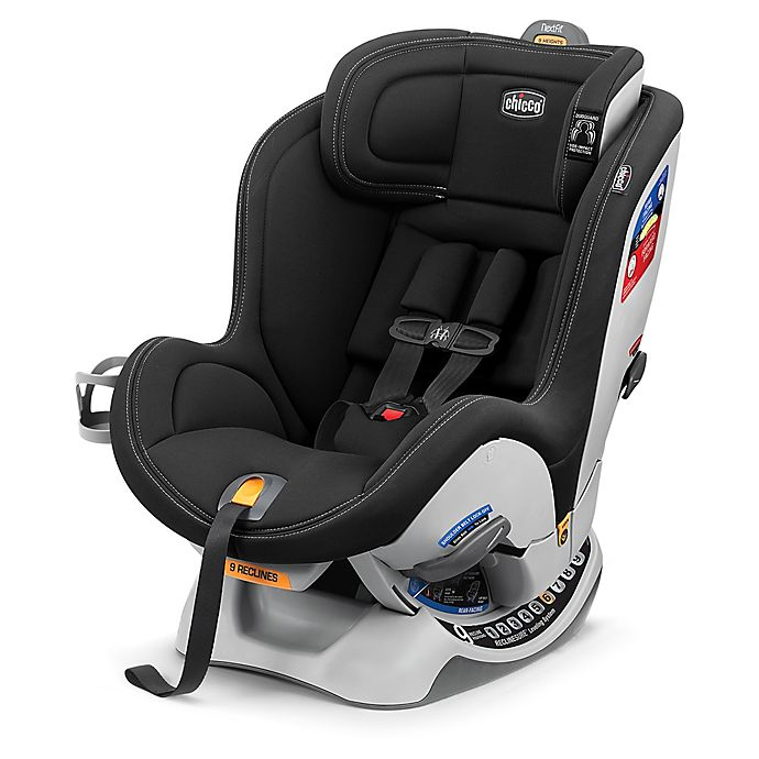 Alternate image 1 for Chicco® NextFit® Sport Convertible Car Seat in Black