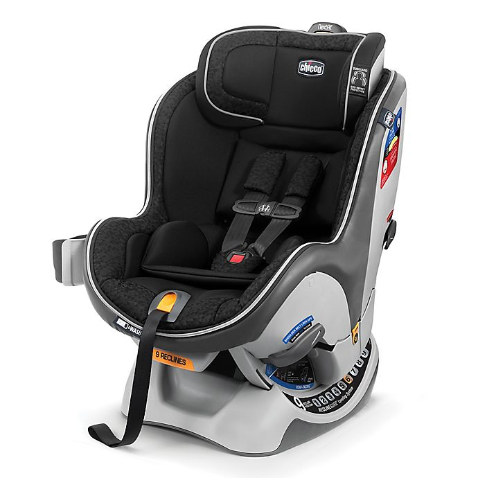 Alternate image 1 for Chicco® NextFit Zip® Convertible Car Seat