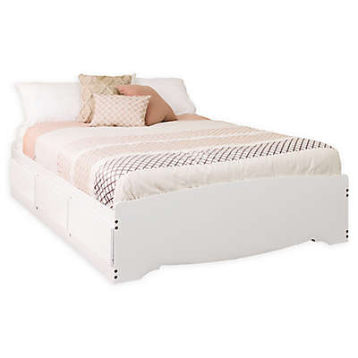 Mates Platform Storage Bed with Drawers