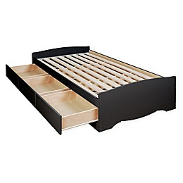 Mates Platform Storage Bed with Drawers