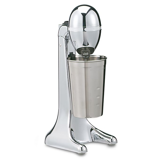 Alternate image 1 for Hamilton Beach® DrinkMaster® Chrome Classic Mixer