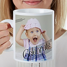 Photo Expressions Personalized 30 Oz Coffee Mug