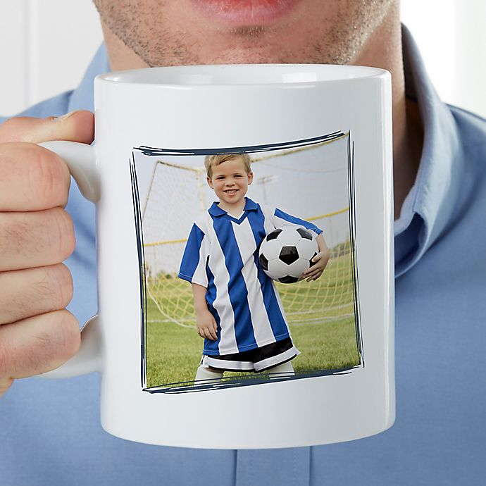 Alternate image 1 for Definition of Him Personalized 30 Oz. Coffee Mug
