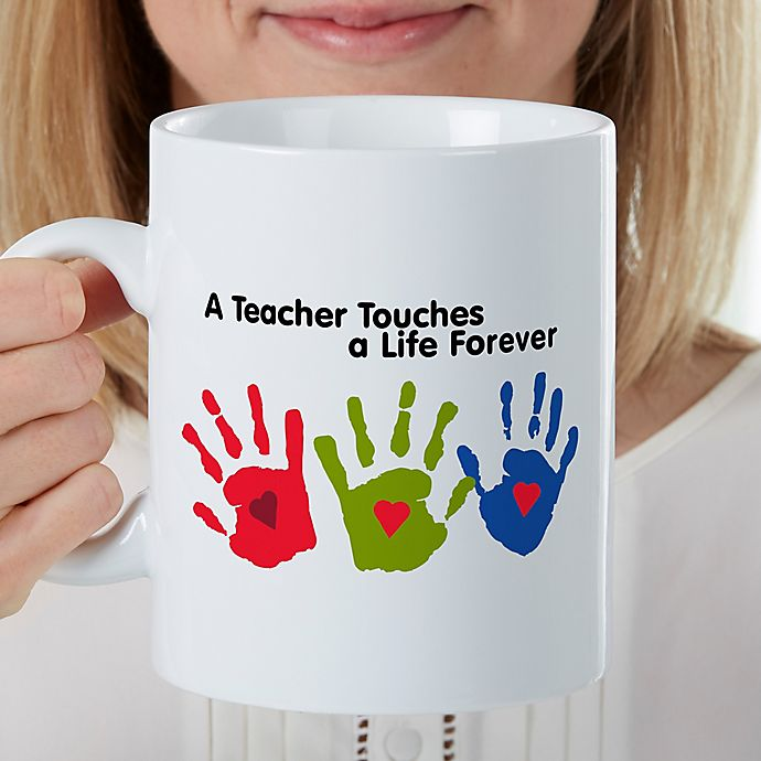 Alternate image 1 for Touches a Life PZ 30 Oz Coffee Mug
