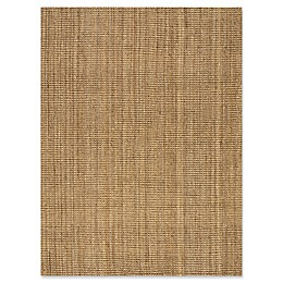 Novelle Home Chunky Boucle Flat-weave Area Rug