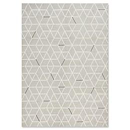 Novelle Home Hexagon Area Rug