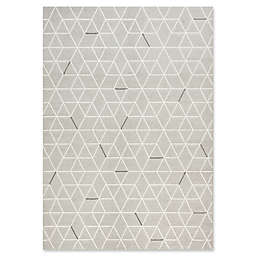 Novelle Home Hexagon Area Rug