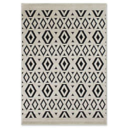 Novelle Home Diamond Area Rug