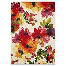 Novelle Home Floral Area Rug