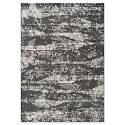 Novelle Home Windy Shapes Area Rug in Grey