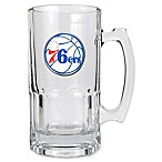 NBA Philadelphia 76ers 32 oz. Macho Glass Mug