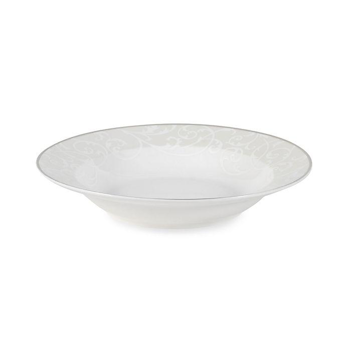 Alternate image 1 for Mikasa® Parchment Modern 8 1/2-Inch Rim Soup Bowl