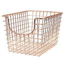 Spectrum™ Metal Scoop Basket