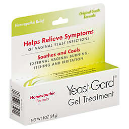 YeastGard 1 oz. Advanced Homeopathic Gel Treatment