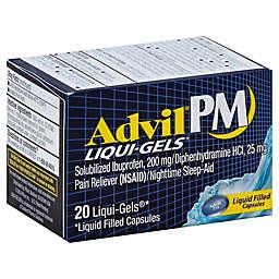 Advil® 20-Count 200 mg PM Liqui-Gels®
