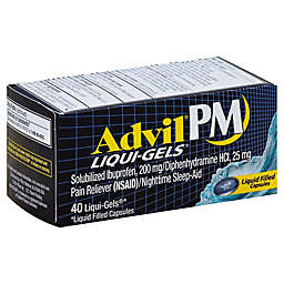 Advil® 40-Count 200 mg PM Liqui-Gels®