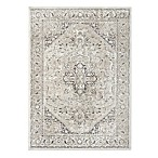 Bee & Willow™ Home Mayfair 5' x 7' Area Rug in Oyster/Biscuit