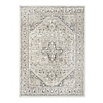 Bee & Willow™ Home Mayfair 7'10 x 9'10 Area Rug in Oyster/Biscuit