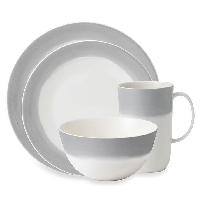 Alternate image 1 for Vera Wang Wedgwood® Simplicity Ombre Dinnerware