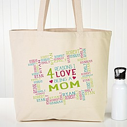 Reasons Why Personalized Canvas Tote