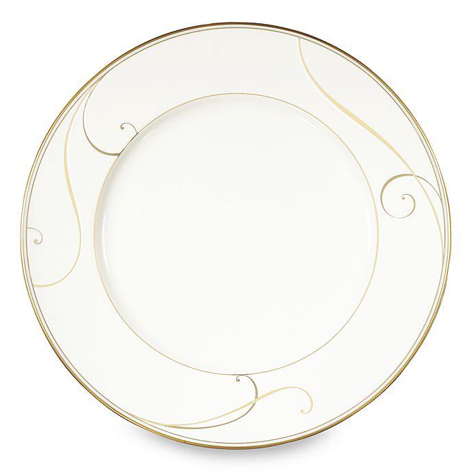 Alternate image 1 for Noritake® Golden Wave Dinner Plate