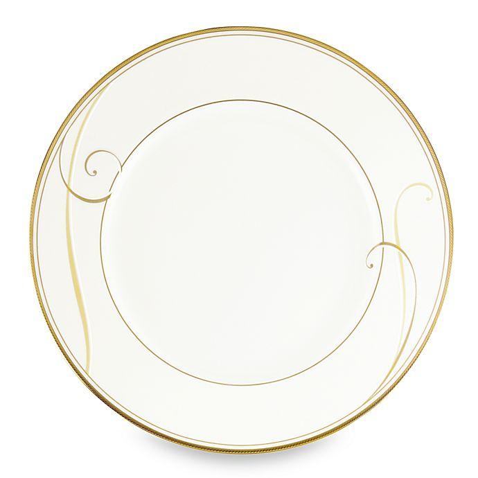 Alternate image 1 for Noritake® Golden Wave Salad Plate