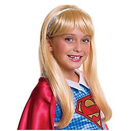 9897ddb8a DC Comics trade  Supergirl Child s Halloween Wig