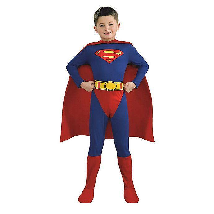 Alternate image 1 for DC Comics™ Superman 3-4T Toddler's Halloween Costume