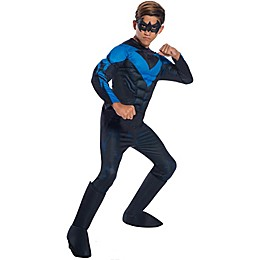 DC Comics™ Nightwing Deluxe Child's Halloween Costume