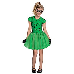 DC Comics™ Riddler Tutu Dress Child's Halloween Costume