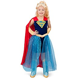 DC Comics™ Super Girl Child's Halloween Costume
