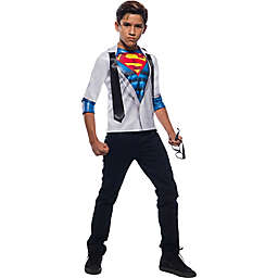 DC Comics™ Photo Real Superman Child's Halloween Costume Top